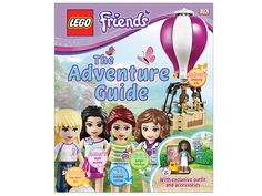 LEGO Friends: The Adventure Guide. You can get this set from LEGO Shop for just $16.99