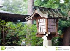 Afbeeldingsresultaat voor japanese lamp pole
