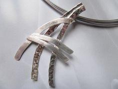zilveren hanger - one of a kind  MATOUS  www.bormsjuwelen
