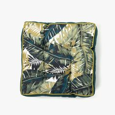 Almofada Green Artisan 45 x 45+10 cm | referência 26875313 | A Loja do Gato Preto | #alojadogatopreto | #shoponline Shabby Chic, Outdoor Blanket, Artisan, Green, Napkins, Throw Pillows, Bedspreads, Blinds, Interiors