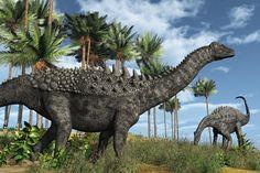 Dinosaur Farts Warmed The Earth?