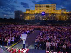 Bucharest - The official André Rieu website