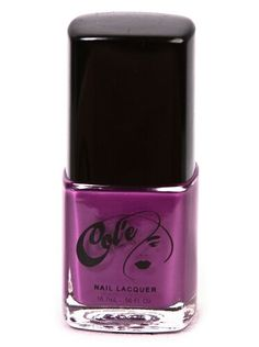 Are you serious nail lacquer #cosmetics #colors #colecosmetics #divas #bold #polish #edgy #businesswoman #business #buildingabrand