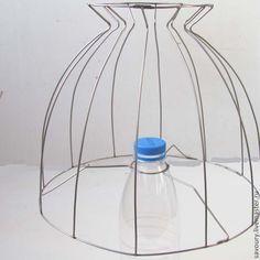 каркас абажура для лампы своими руками: 7 тыс изображений найдено в Яндекс.Картинках