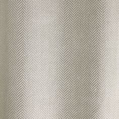 NIDO col. 009 by Dedar - This chevron motif is presented on the softest of linens. The use of twisted yarns removes the coarse prickly feel of linen, leaving it pleasingly soft.