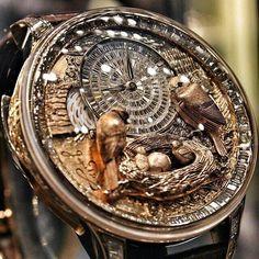 Самые красивые часы которые я когда либо видел!