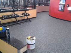 EDGE FITNESS STRATFORD SMALL FUNCTIONAL AREA