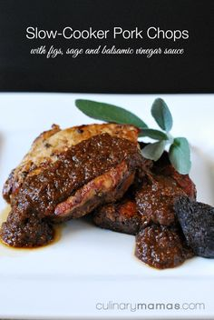 Pork on Pinterest | Pork chops, Grilled pork chops and Pork