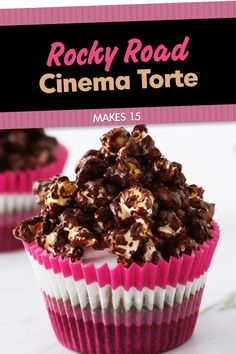 A sweet and salty treat perfect for a movie marathon.