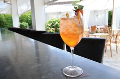 The Continental's Holiday Spritz | Naples Illustrated