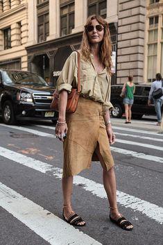 Moda en la calle street style inspiracion.