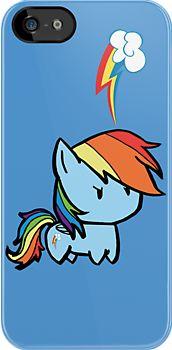 Rainbow Dash case awesome