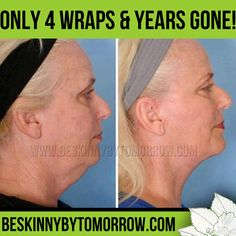 Results from using the AMAZING It Works Body Wraps! check out my website for countless other photos and all the details. I don't just sell the wraps I've USED THEM myself! :)    www.beskinnybytomorrow.com