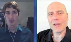 James Damore speaks with YouTube personality Stefan Molyneux in one of his first major interviews after Google fired him.
