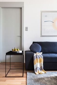 Mieszkanie projektu Doroty Kudły-Kubrakiewicz z pracowni Fantakrea - PLN Design