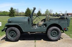 Camp Atterbury Veterans Memorial Camp Atterbury, IN Truck, Utility, Ton, s/n 78547 Delivered December Cj5 Jeep, Jeep 4x4, Jeep Truck, Jeep Vehicles, Military Vehicles, Military Jeep, Bug Out Vehicle, Dodge Power Wagon, Jeep Willys