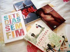 Muito amor por esses livros