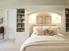 Alcove Bed On Pinterest Alcove Bed Alcove And Bed In