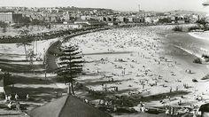 Bondi Beach, by Max Dupain. Picture: Max Dupain Archive