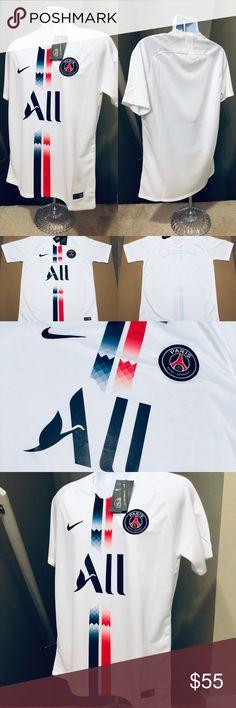 4c571a4f4397e 2019-20 NEW Away PSG Paris Soccer Jersey 2019/20 PSG Paris Saint-Germain  Away Version Brand New w/ Tags Adult Men's Size = Medium & Large The NEW  2019-20 ...