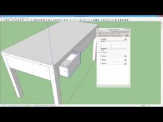SketchUp - Making a Dynamic Component - YouTube