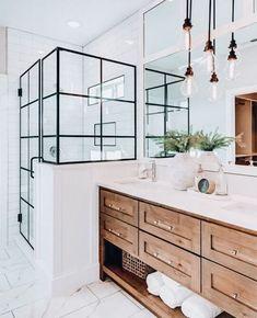 15 Hair Raising Kirklands Bathroom Decor Awesome Ideas.Home Decoration Vintage Bathroom Tile Designs, Diy Bathroom Decor, Bathroom Renos, Bathroom Flooring, Bathroom Interior, Modern Bathroom, White Bathroom, Bathroom Wall, Master Bathroom Remodel Ideas
