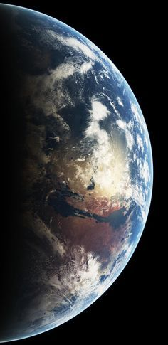 Earth Iphone Wallpapers 3d Parallax For Mobile Hd 4k Download