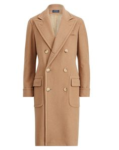 Shop the women's Polo Camel-Hair Coat at the world of Ralph Lauren. Browse our designer women jackets, wool coats & vests today. Polo Coat, Vest Coat, Coat Dress, Pea Coats Women, Winter Coats Women, Ralph Lauren Womens Clothing, Jackets For Women, Clothes For Women, Fall Clothes