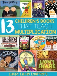 Multiplication is one of those foundational concepts that kids really need to master in order to progress in math.  And finding fun and exciting new ways to teach multiplication can really help your students do master those necessary skills!  One of my favorite ways to keep math fun and interesting is to incorporate story books into my math lessons.  The benefits that come from incorporating math story books into your curriculum are endless.