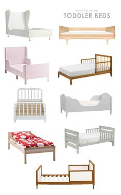 toddler bed options