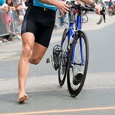 Triathlon Training: How to pace yourself through each leg