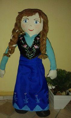 Boneca Anne.
