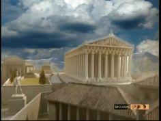 Το εντυπωσιακό εργοτάξιο και οι τεχνίτες της Ακρόπολης