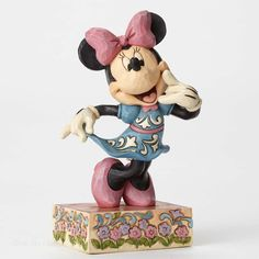Jim Shore Disney Traditions Sweetheart Minnie Mouse 4049638 NEW
