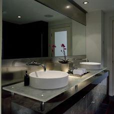 baño bowl y griferia