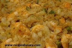 A old southern favorite Shrimp Casserole recipe.