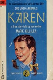Karen by Marie Killilea - One of my all time favorite books. I think I read this about 20 times when I was a kid I Love Books, Good Books, Book Club Books, The Book, Fiction And Nonfiction, Books For Teens, Little Golden Books, The Good Old Days, Childhood Memories