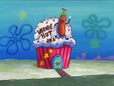 Name of the restaurant in bikini bottom