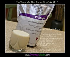 White chocolate Visalus Body by Vi recipe