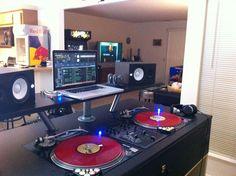 HOME DJ SETUP