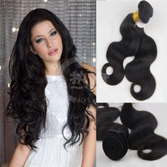 Top quality 100% natural human hair extension