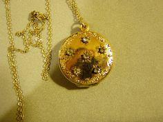 vintage locket...its all mine