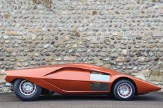 Bertone Lancia Stratos.