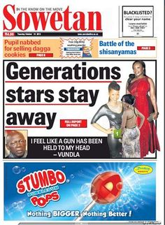 Image result for punch newspaper today's headlines
