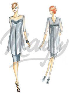 Creazioni Marfy: Studio Stilistico Cartamodelli Dalta