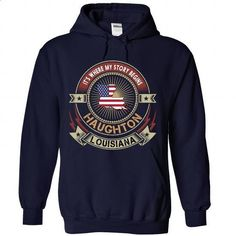 HAUGHTON - Its Where My Story Begins! - #floral sweatshirt #sweatshirt quotes. ORDER NOW => https://www.sunfrog.com/No-Category/HAUGHTON--Its-Where-My-Story-Begins-9347-NavyBlue-Hoodie.html?68278
