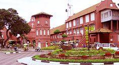 Paket Tour Malaysia 3D2N Johor - Malacca - Kuala Lumpur - Colmar France Village + Putera Jaya. TOUR SERIES : 14-16 APRIL 2017 & 29 APR-01 MAY 2017