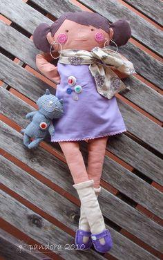 bambola per caterina #doll