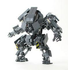 Back in Grey: The Weaver Mech Lego Mecha, Robot Lego, Lego Bots, Lego Bionicle, Lego Titanfall, Lego Design, Legos, Nave Lego, Lego Star Wars