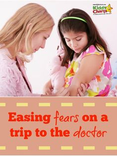 How can you ease your child's fears on a visit to the doctor or the dentists? We have some great ideas on the blog in our latest video hangout.